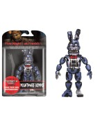 Funko Vinyl Collectible - Five Nights At Freddy's Nightmare Bonnie Articulated Action Figure 12cm