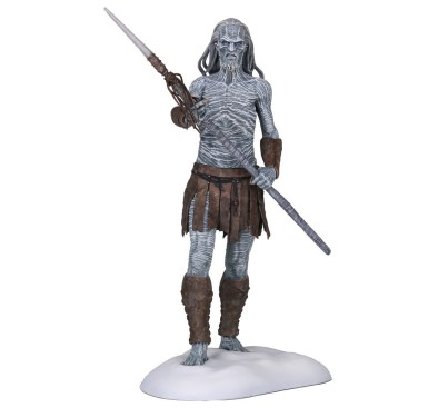 Game of Thrones PVC Statue White Walker, 19 cm