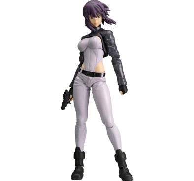 Ghost in the Shell Stand Alone Complex Figma Action Figure Motoko Kusanagi S.A.C. Ver. 15 cm
