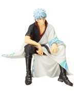 Gintama Break Time Figures 13 cm Ginji Sakata
