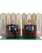Girls und Panzer das Finale Figma Action Figure 2-Pack Darjeeling & Orange Pekoe 12 - 15 cm