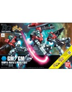 GM's Counterattack GM/GM (HGBF) 1/144 (Model Kit)
