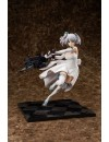 God Eater PVC Statue 1/7 Ciel Alenson Pure White Anniversary Dress Ver. 28 cm