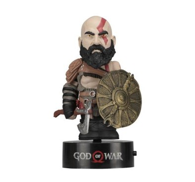 God of War 2018 Body Knocker Bobble-Figure Kratos 16 cm