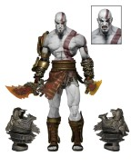 God of War 3 Action Figure Ultimate Kratos 18 cm