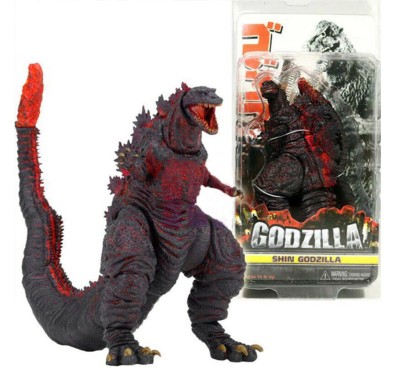 Godzilla Head to Tail Action Figure Shin Godzilla 30 cm