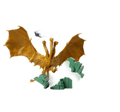 Godzilla King of the Monsters Monster Action Figurina King Ghidorah 15 cm