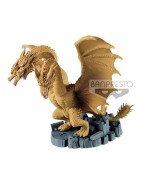 Godzilla King of the Monsters PVC Deforme Statue B: King Ghidorah 11 cm