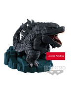 Godzilla King of the Monsters PVC Deforme Statue Godzilla 9 cm
