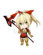Good Smile Racing & Type-Moon Racing Nendoroid PVC Action Figure Nero Claudius: Racing Ver. 10 cm