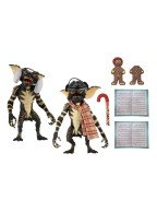 Gremlins Action Figure 2-Pack Christmas Carol Winter Scene Set 2 15 cm