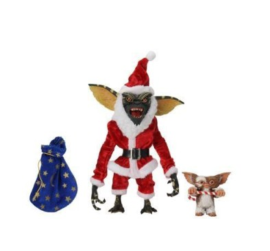 Gremlins Action Figure 2-Pack Santa Stripe & Gizmo 18 cm