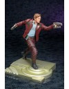 Guardians of the Galaxy ARTFX Statue 1/6 Star Lord with Groot 32 cm