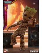 Guardians of the Galaxy Vol. 2 Life-Size Masterpiece Action Figure Groot Slim Version 26 cm