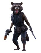 Guardians of the Galaxy Vol. 2 Movie Masterpiece Action Figure 1/6 Rocket Raccoon 16 cm