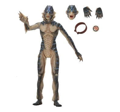Guillermo del Toro Signature Collection Action Figure Amphibian Man (The Shape of Water) 20 cm