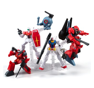 Gundam Assault Kingdom S.7 Display (Action Figures)