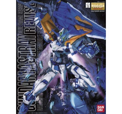 Gundam Astray Blue Frame Second Revise (MG) 1/100 (Model Kit)