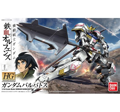 Gundam Barbatos (HG) 1/144 (model kit)