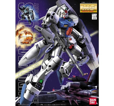 (MG) Gundam Stamen RX-78 GP03S 1/100 (Model Kit)