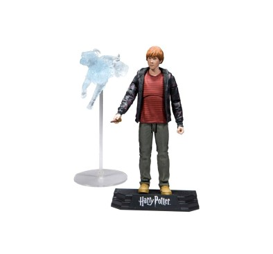 Harry Potter and the Deathly Hallows - Part 2 Action Figure Ron Weasley 15 cm