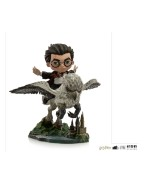 Harry Potter Mini Co. Illusion PVC Figure Harry Potter & Buckbeak 16 cm