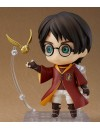 Harry Potter Nendoroid Action Figure Harry Potter Quidditch Ver. 10 cm