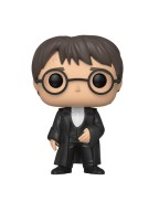 Harry Potter POP! Movies Vinyl Figure Harry Potter (Yule) 10 cm