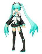 Hatsune Miku Frame Arms Girl Plastic Model Kit Frame Music Girl Hatsune Miku 15 cm