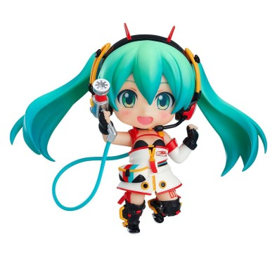 Hatsune Miku GT Project Nendoroid PVC Action Figure Racing Miku 2020 Ver. 10 cm