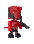 Hellboy Mega Construx Kubros Construction Set Hellboy 14 cm