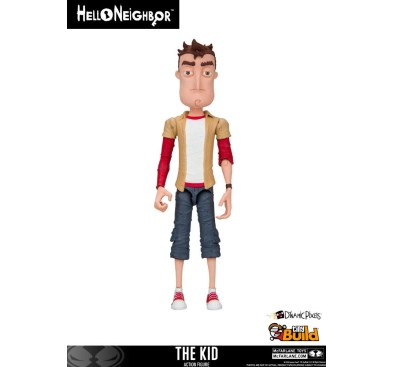Hello Neighbor Action Figure The Kid 13 cm