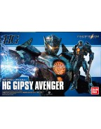 HG Gipsy AvengerR  Pacific Rim: Upraising (model kit)