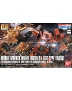 HG Mobile Worker 01 Late Type (Mash Custom) 1/144 (Model Kit)