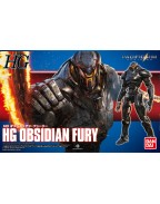 HG Obsidian Fury Pacific Rim: Upraising (model kit)
