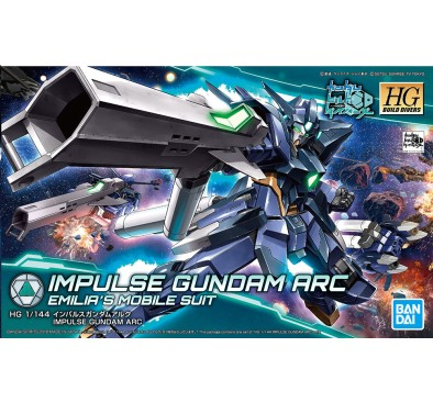 HGBD Gundam Impulse ARC 1/144 (model kit)