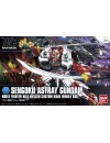 HGBF 1/144 Sengoku Astray Gundam (model kit)