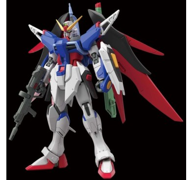 HGCE Gundam Destiny 1/144 (model kit)