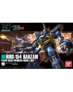 Barzam Zeta Gundam (HGUC) 1/144 (Model Kit)