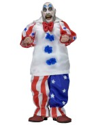 House of 1000 Corpses Action Figure Captain Spaulding 20 cm