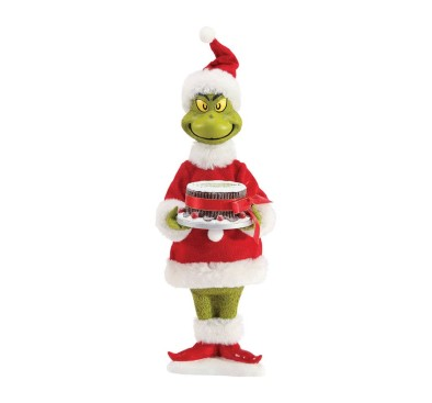 How the Grinch Stole Christmas Statue Grinch Fruitcake 30 cm