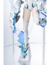 Hyperdimension Neptunia Statue 1/7 White Heart 30 cm