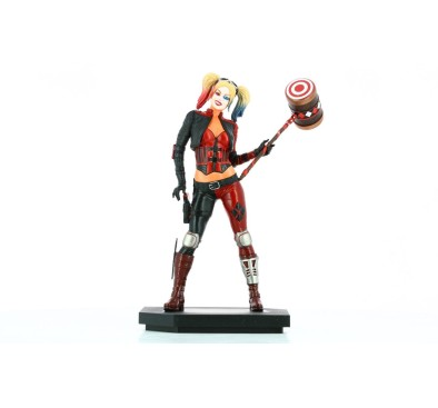 Injustice 2 DC Video Game Gallery PVC Statue Harley Quinn Exclusive 23 cm