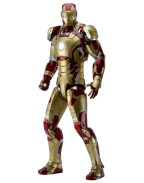 Iron Man 3 Action Figure 1/4 Iron Man Mark XLII 46 cm