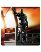 Iron Man 3 Battlefield Collection: Mark 40 Velocity Suit 'Shotgun' (PRE-Painted Kit)