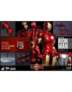 Iron Man Mark III 1/6th Scale Diecast Collectible Figure