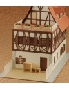 Is the order a rabbit?? 1/80 Paper Model Kit Anitecture Rabbit House 15 cm