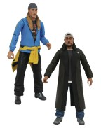 Jay and Silent Bob Reboot Select Action Figures 18 cm (Set 2 figurine)