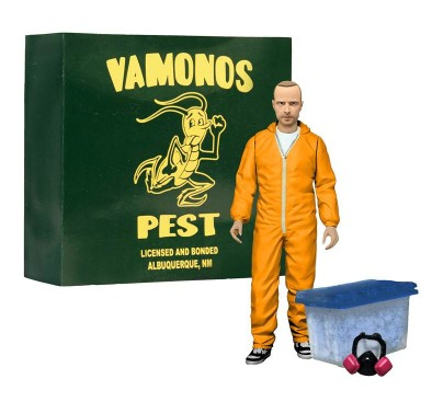 Breaking Bad, Jesse Pinkman in Orange Suit 15 cm