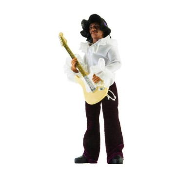 Jimi Hendrix Action Figure Miami Pop 20 cm